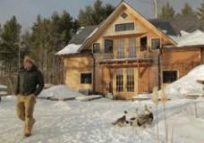 Permaculture, auto-suffisance, climat nordique et chauffage au compost dans les collines du Vermont